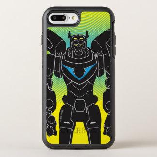 Voltron | Voltron Black Silhouette OtterBox Symmetry iPhone 8 Plus/7 Plus Case