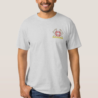 Volunteer Logo Embroidered T-Shirt