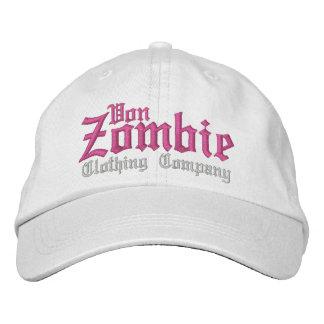 Von Zombie Skull Cap 001F Baseball Cap