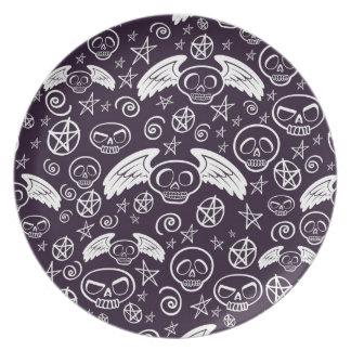 """""""Voodoo"""" Pattern Plate"""