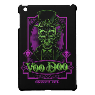 Voodoo Snake oil Skeleton Cover For The iPad Mini