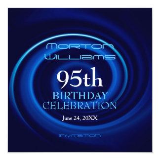 Vortex 95th Birthday Celebration Invitation