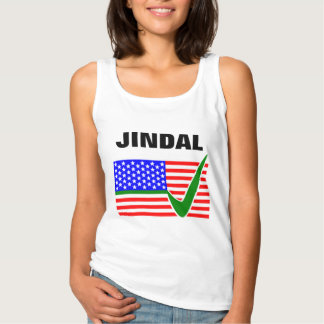 Vote  Bobby Jindal for President 2016 Singlet