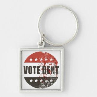 Vote Dent sticker Key Ring
