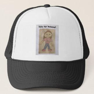 Vote for Delaney Trucker Hat