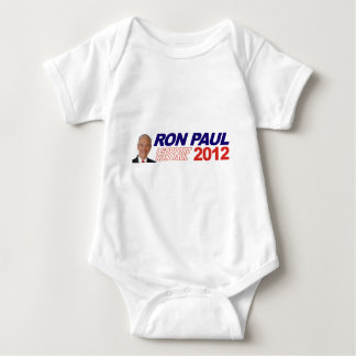 Vote For Ron Paul - 2012 election president Baby Bodysuit