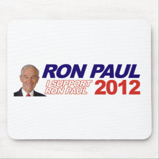Vote For Ron Paul - 2012 election president Mouse Pad