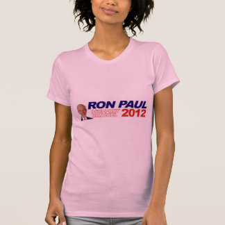 Vote For Ron Paul - 2012 election president Tee Shirts