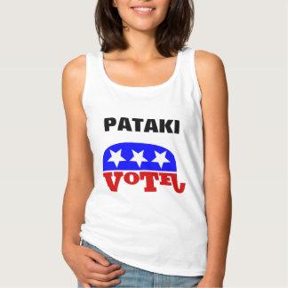 Vote George Pataki Republican Elephant Singlet