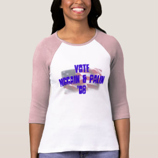 VOTE McCain & Palin T-Shirt