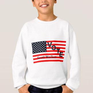 Vote Scott Walker for President 2016 Sweatshirt