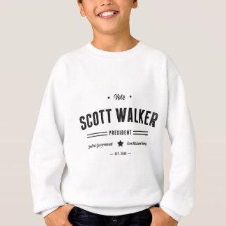 Vote Scott Walker Sweatshirt