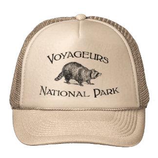 Voyageurs National Park Mesh Hats