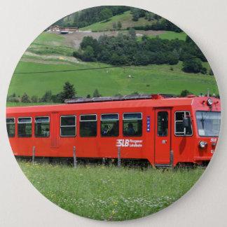 VTs 13 5090.003 6 Cm Round Badge