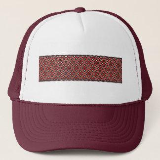 Vyshyvanka Style Trucker Hat