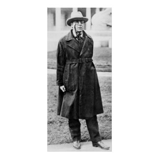W.B. Yeats, 1923 Poster