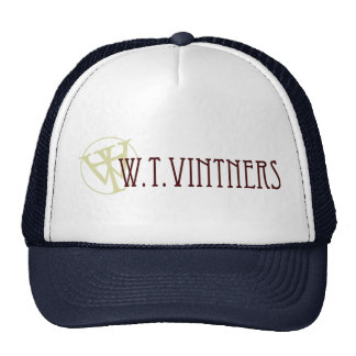 W.T. Vintners Trucker Hat