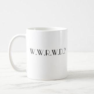 W.W.R.W.D. Mug