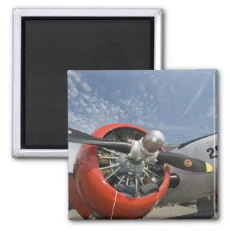 WA, Arlington, Arlington Fly-in, World War II 7 Magnet