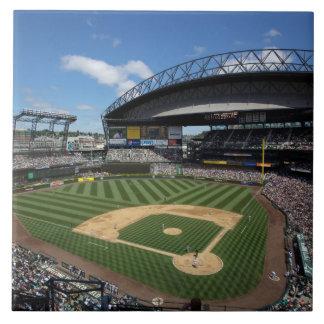 WA, Seattle, Safeco Field, Mariners baseball Tile