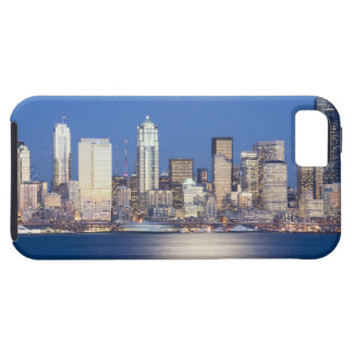 WA, Seattle, Seattle skyline and Elliott Bay, 2 Case For The iPhone 5