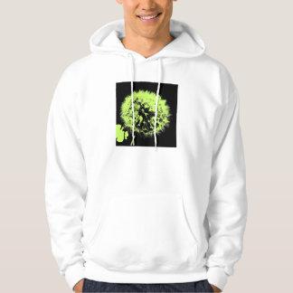 wacky art -dandelion lemon(C) Hoodie