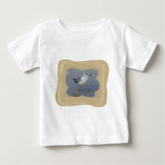 Wading Seagull 1 Baby T-Shirt