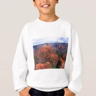 Waimea Canyon Hawaii Sweatshirt