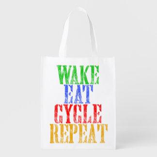 WAKE EAT CYCLE REPEAT