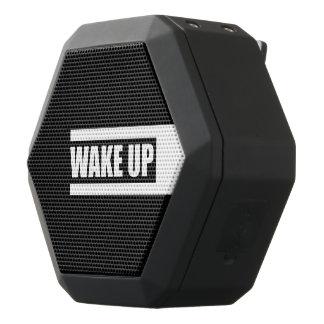 WAKE UP BLACK BLUETOOTH SPEAKER