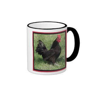 Wake Up Rooster Coffee Mug