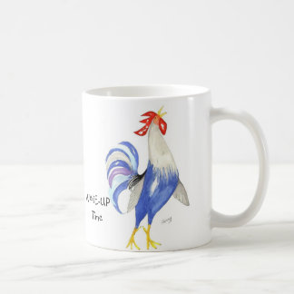 WAKE-UP  Time---ROOSTER Mug