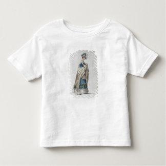 Walking dress, fashion plate from Ackermann's Repo Toddler T-Shirt