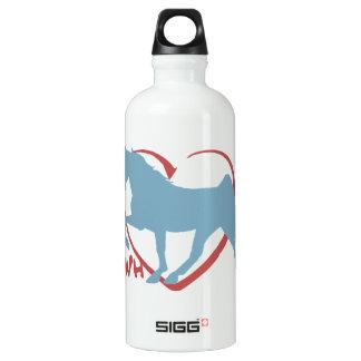 Walking Horse Lover SIGG Traveller 0.6L Water Bottle