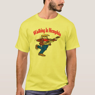 Walking In Memphis T-Shirt