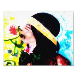 "Wall Art Print, Home Decor 11"" x 8.5"""