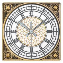 Wall clock Big Ben Display