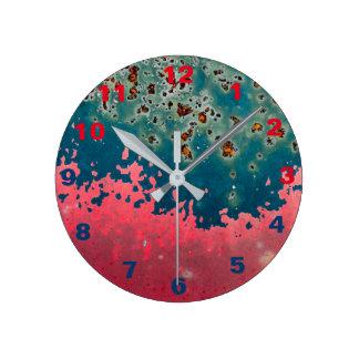 Wall Clock Rusty Ludi Barrs Original Design