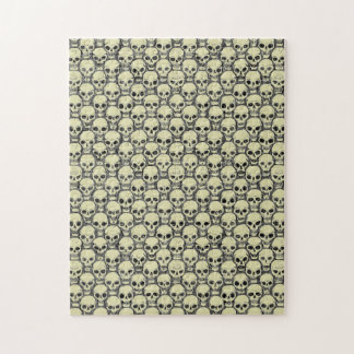 Wall o' Skulls Jigsaw Puzzle