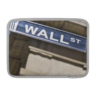 Wall Street Sleeve For MacBook Air