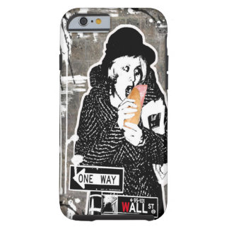 WALL STREET – The breakfast in the Stock Exchange Tough iPhone 6 Case
