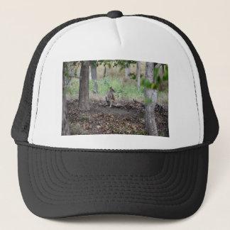 WALLABY & JOEY RURAL QUEENSLAND AUSTRALIA TRUCKER HAT