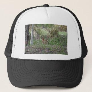 WALLABY RURAL QUEENSLAND AUSTRALIA TRUCKER HAT