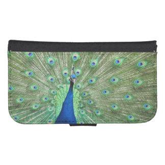 Wallet Case - Peacock