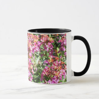 'Wallflower' Ringer Mug