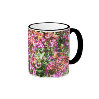 'Wallflower' Ringer Mug