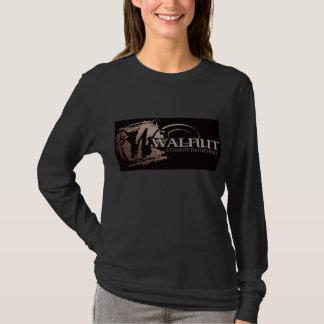 Walnut Student Ministry Shirt (Ladies LS)