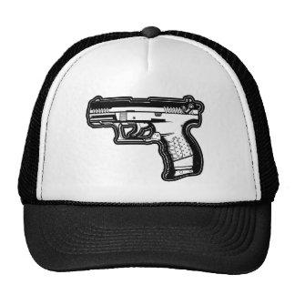walter p22 stencil graphic hat