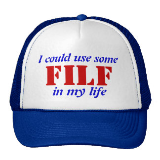 Want some F I L F in your life ladies Hats
