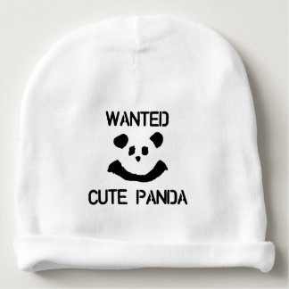 WANTED Cute Panda Baby Beanie
